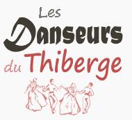 Logo Danseurs du Thiberge association fok et trad 49