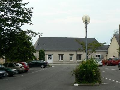 salle municipale de Brain sur Longuenée